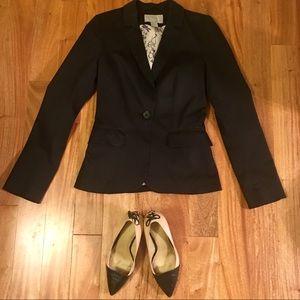 H&M Black Blazer Jacket